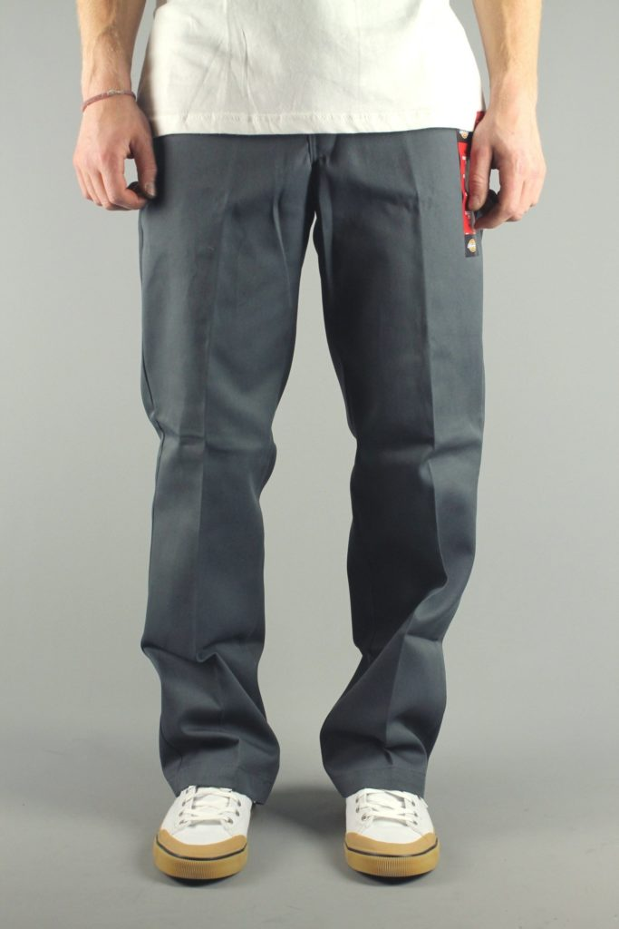 Dickies_-_874_-_Original_Work_Pant_-_Charcoal_Grey_-_Photo_1