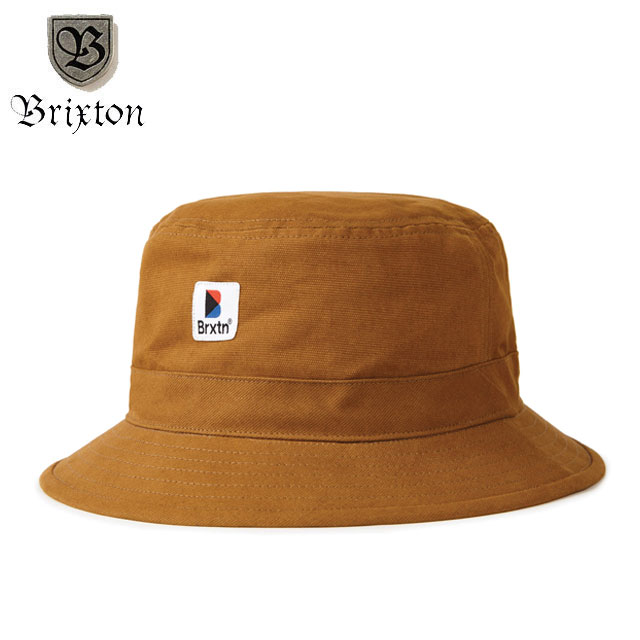 8671a207591fb BRIXTON STOWELL BUCKET COPPER HAT