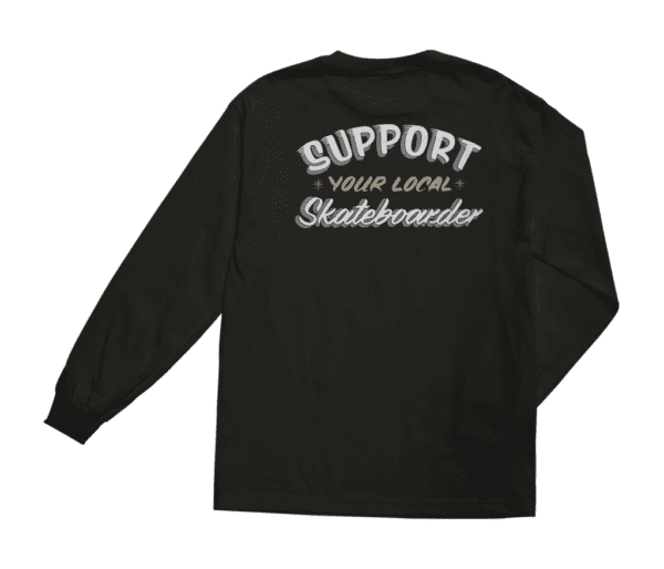 SUPPORT LS BLACK